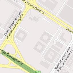 bulevar umetnosti 10 novi beograd mapa EQUILIBRIO   Obrazovni sistem, Narodnih heroja 49, Beograd (Novi  bulevar umetnosti 10 novi beograd mapa